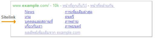 wmtools6 Google Webmaster Tools ลงลึกสถิติเว็บไซต์ ตอนที่ 1