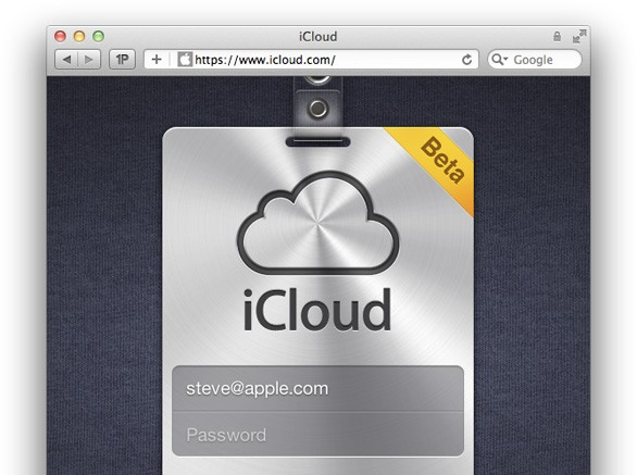 icloudbetadantetktk1 Apple iCloud  