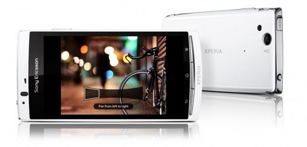 xperia arc s ..1 676x325 600x288 Sony Ericsson Xperia arc S  1.4 GHz  Exmor 8   3D Panorama