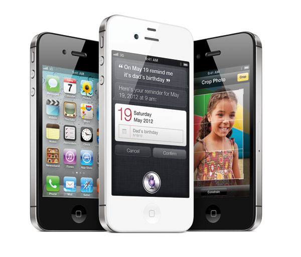iphone4s3upphotosirisprgbdprint 13177544151 Apple iPhone 4S   A5 dual core,  8 , iOS5  Siri