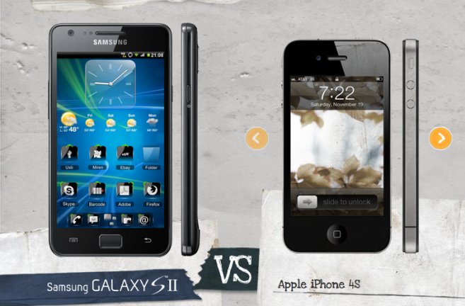 samsung vs apple Samsung  Apple  The Next Big Thing