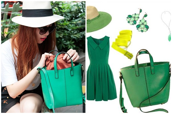 74 กระเป๋าแฟชั่นฮ่องกง Axixi ดีไซน์เก๋ สีสุดจี๊ดจาก Tomuya Shop