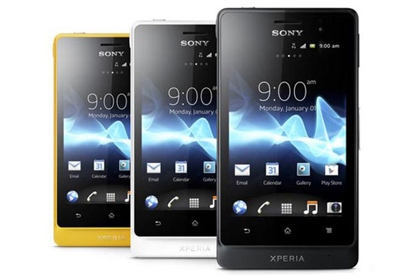 kjh  Xperia go 