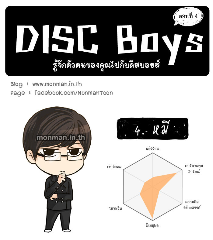 disc boys bear [Toon] DISC Boys  4   