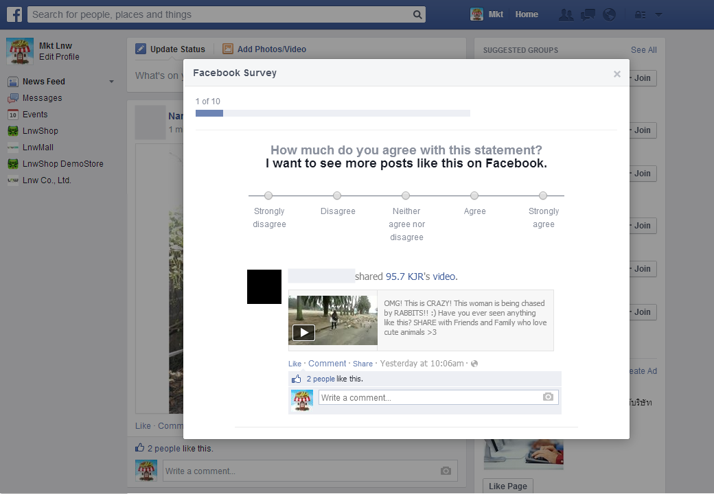 Facebook News Feed  blog 3 3 Steps ง่ายๆ สำหรับปรับ News Feed บน Facebook ให้ได้ดั่งใจ