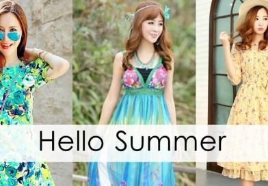 Hello Summer มาดู 3 ไอเท็มรับลมร้อนริมทะเลกันเถอะ