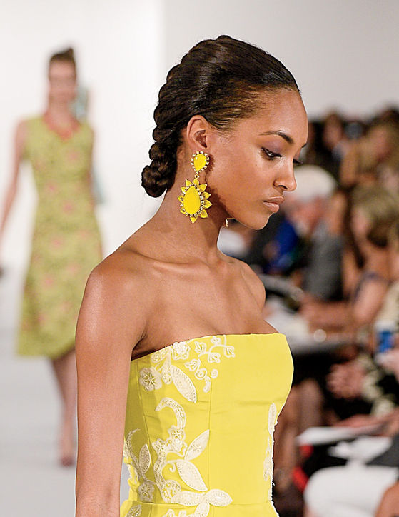 24. Braided Updos Tuck the ends under for instant polish.