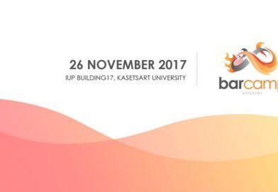 [PR] BarCamp Bangkhen ครั้งที่ 8