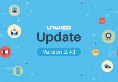 LnwShop update 2.43 : กู้ง่าย ขายปัง กับสินเชื่อแม่มณีฯ และพลาดไม่ได้กับระบบ Multi-Edit ใหม่ เพื่อเจ้าของร้านค้าเทพโดยเฉพาะ