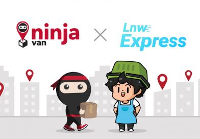 Ninja Van ขนส่งเจ้าใหม่ผ่าน LnwExpress พร้อมโปรโมชั่นสุดพิเศษ